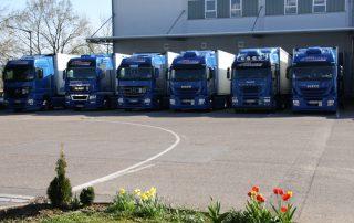 trucks m b