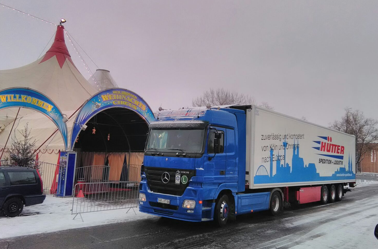 Hütter Zirkuspalast 2017